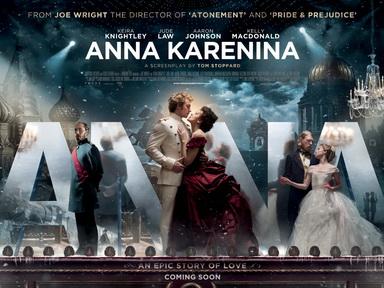 nna Karenina (2012) Poster